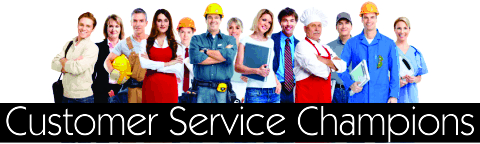Customer Service Champions Blog